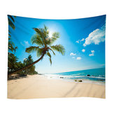 150 * 130cm / 150 * 210cm Summer Beach Wall Tapestry Yoga Mat