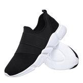Hombres y Mujer Zapatillas de deporte transpirables antideslizantes Calzado ultraligero Zapatos de trabajo Zapatillas de deporte casuales