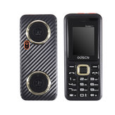 ODSCN G1 1.77 inch 2000mAh FM Radio bluetooth Whatsapp Double Torches Dual SIM Card Dual Stand Feature Phone