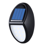600LM 10 LED Solar Light Garden Security Iluminação externa Wall Street Light IP65 Waterproof PIR Motion Sensor