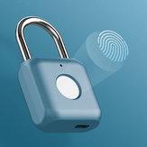 Youdian Impermeable Puerta con candado inteligente para huellas dactilares cerradura de Eco-System