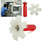 Pendingin Udara Perbaikan Alat Sisir Kondensor Sisir Pendingin Radiator