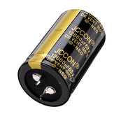 12000UF 63V 30x50mm Radial Aluminium Electrolytic Capacitor High Frequency