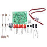 3pcs EQKIT® Kits engraçados eletrônicos Controle de voz LED Melody Light DIY Kits Suite de produção Pequenos kits eletrônicos de aprendizado eletrônico