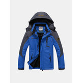 Thick Fleece Winter Outdoor Water Repellent Jacket