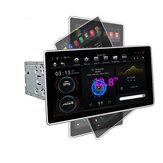 アンドロイド8.1車のステレオ180度回転可能なIPSタッチ画面4G + 32G GPS WI-FI 3G 4G FM AMラジオサポート車のバランスの検出のためのPX6 12。8インチ