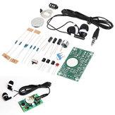 5 adet DIY Elektronik Kit Set İşitme Yardım Ses Amplifikasyon Amplifikatör Uygulama Öğretim Yarışması Elektronik DIY Faiz Yapma