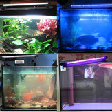 72CM 11.1W IP68 Waterdichte 42 STKS LED Aquarium Licht RGB Remote LED Aquarium Light Dompelpompen
