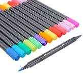 STA 24/36 color 3110 pennarello per acquerello pennarello soffice a doppia testa per pennarello per acquarello