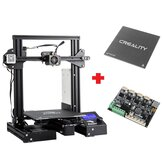 Creality 3D® Customized Version Ender-3Xs Pro 3D Printer 220x220x250mm Printing Size With Magnetic Removable Sticker/Glass Plate Platform/Super Silent Mainboard