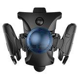 Bakeey Fast Trigger Shooter Controller PUBG Gaming Handle Gamepad Joystick com ventilador de refrigeração para iPhone 11 Pro Huawei P30 Pro Mate 30