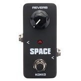 Flanger KOKKO FRB2 SPACE MINI Guitar Effects Pedal True Bypass DC 9V 300MA Pedal Effects