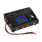 HTRC HT306 DUO 600W*2 30A*2 DC Balance Charger Discharger LCD Touch Screen for Lilon/LiPo/LiFe/LiHV Battery