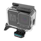 ShelngKa FLW-320 60m wasserdichtes Gehäuse Schutzhülle für GoPro Hero 8 schwarz FPV Action Kamera