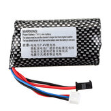 7.4v 1300 mah Lipo Bateria do WPL B1 B16 B24 B36 C1 C24 C34 JJRC Q60 Q61 Q65 MN 90 RC Car Parts
