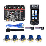 BIGTREETECH SKR V1.3 32Bit Controller Board +  5Pcs TMC2130 Stepper Drivers + TFT24 Touch Screen Kit for 3D Printer Part