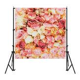 Flowers Art Fashion Studio Photo Photography Backdrop Wall Party Background Decor Painting Backdrop