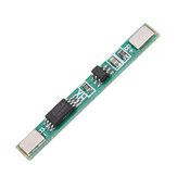 5pcs 1S 3.7V 2A li-ion BMS PCM 18650 Battery Protection Board PCB for 18650 Lithium ion li Battery