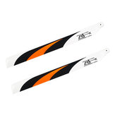RJXHobby 430mm Carbon Fiber Main Blade For 500 Class T-Rex 500  RC Helicopter