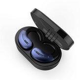 Bakeey A8 Binaural True Wireless bluetooth 5.0 Sport Earphone Ear Hook Headphone with Charging Case