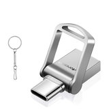 Moreslan 2 in 1 Type-C USB 3.0 32GB OTG Flash Pen drive per laptop Type-C Smart Phone