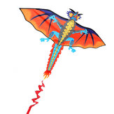 3D riesige Drachen Drachen Familie Outdoor Sports Flying Toy mit 30m Kite Line