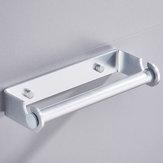 Supporto per appendiabiti da parete in alluminio da 32 cm per porta asciugamani da cucina a parete