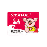 SASTFOE Year of the Pig Limited Edition U1 8GB TF Memory Card