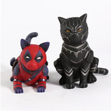 Creative Decoration Action Figure Collectible Cat Model Toys