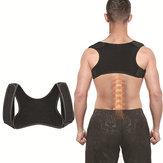 BOER大人の背部サポートの子供の姿勢のコレクターの苦痛救助の背部肩の保護