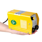 110V ZX7-200 miniGB 200A Mini Electric Welding Machine IGBT DC Inverter ARC MMA Stick Welder