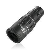 16X52 Фокус Зум Телескоп Портативный Путешествия HD ОПТИКА BAK4 Монокуляр