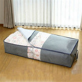 Non-Woven Large Storage Bag Box Quilt Duvet Bedding Laundry Shoe Pillows Clothes Storage Bag