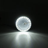 24 LED Car Trunk RV Dome Roof Ceiling Interior ReadingLight Wall Lamp Bulbs DC12V