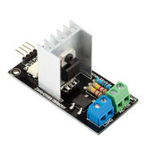 RobotDyn® AC Light Dimmer Module For PWM Controller 1 Channel 3.3V/5V Logic AC 50hz 60hz 220V 110V