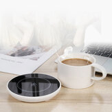 Loskii A06 Microgravity Sensor 18W Cup Heating Mat Electric Tea Warmer