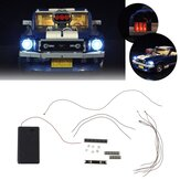 Zestaw LED Light String String do serii LEGO 10265 Do klocków Ford Mustang