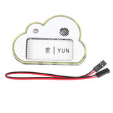 M5StickC YUN HAT SHT20 Temperature and Humidity BMP280 Pressure Sensor 14 x SK6812 RGB LED Multi-Function Environment Information M5Stack® for Arduino - products that work with official Arduino boards
