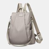 Women Anti-theft Backpack Waterproof Multifunctional Bag