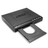 1080P DVD-Player-Fernbedienung Mehrwinkelanzeige USB SD-Kartenleser CD DVD-RW