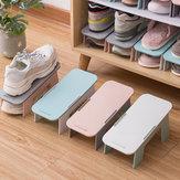 4 kolory Zdejmowane dwuwarstwowe stojaki na buty Półka na buty
