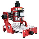 赤1419 3軸ミニDIY CNCルーター標準スピンドルモーター木彫り彫刻機フライス彫刻木工