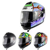 Soman SM962 DOT Motorcycle Helmet Full Face Motocross With bluetooth Headset