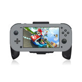 Protective Case Shell with Bracket Grip Cover for Nintendo Switch Lite Game Console