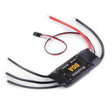 2/4pcs RC Brushless ESC 80A UBEC 2S-6S Electronic Speed Controller with BEC DIY Module for RC Airplane FPV Racing Drone Plane Aircraft Boat Car