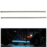 Warning LED Strip Bar Lamp For M365/ Pro Electric Scooter Cycling Skateboard Night Cycling Safety Decorative Light