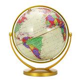 World Globe Map 360° Rotating World Globe Earth Atlas Map Geography Education Toy