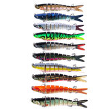 HENGJIA 10cm 11.4g Hard Multi Jointed Lure Fishing Bait Fishing Lure