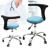 PU Dental Medical Dentist's Chair Seat Stool Adjustable Mobile Chair Anti-static Fishing Chair