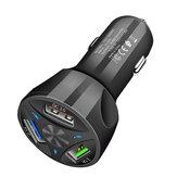 Proteção multifuncional da interface rápida do carregador 3 do carro da carga rápida QC3.0